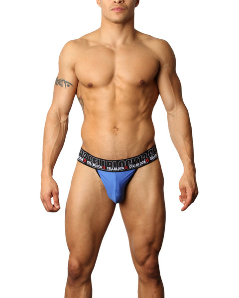 UnderBriefs | Underwear for Men | CellBlock 13 Back Alley Thong