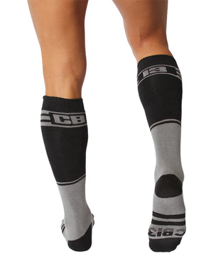 UnderBriefs | Underwear for Men | CellBlock 13 Torque 2.0 Socks Grey