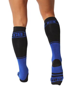 UnderBriefs | Underwear for Men | CellBlock 13 Torque 2.0 Socks Blue