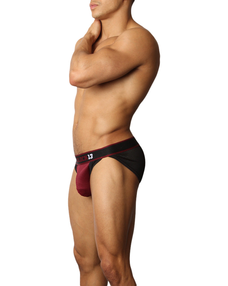 UnderBriefs | Underwear for Men | CellBlock 13 Tailback Mesh Briefs