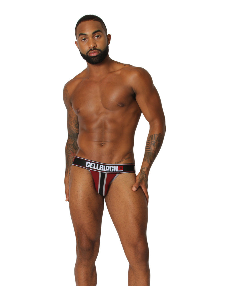 UnderBriefs | Underwear for Men | CellBlock 13 Viper II Jockstrap