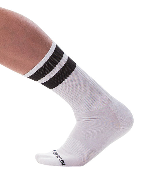 UnderBriefs | Underwear for Men | Barcode Berlin Gym Socks WhiteBlack