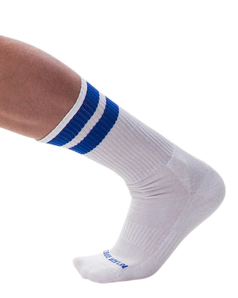 UnderBriefs | Underwear for Men | Barcode Berlin Gym Socks WhiteBlue