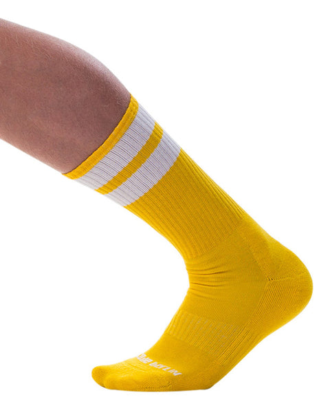 UnderBriefs | Underwear for Men | Barcode Berlin Gym Socks Yellow