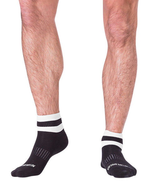 UnderBriefs | Underwear for Men | Barcode Berlin Petty Socks BlackWhite