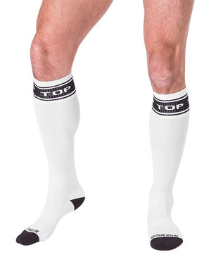 Barcode Berlin Identity Football Socks Top-Socks-Barcode Berlin-Underwear-Men-Fetish-UnderBriefs