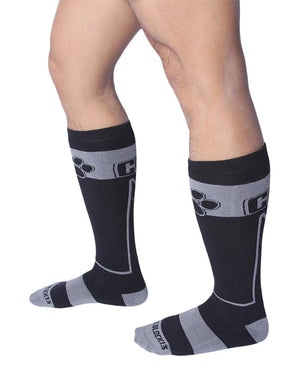 CellBlock 13 Kennel Club Alpha Socks-Socks-CellBlock 13-Underwear-Men-Fetish-UnderBriefs