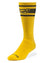 UnderBriefs | Underwear for Men | Nasty Pig Hook'd Up Sport Sock Yellow