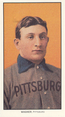 honus wagner essay Wagner and ty cobb used it, winning 20 batting titles and accumulating about   a summary of wagner's year-by-year hitting titles shows the following: batting.