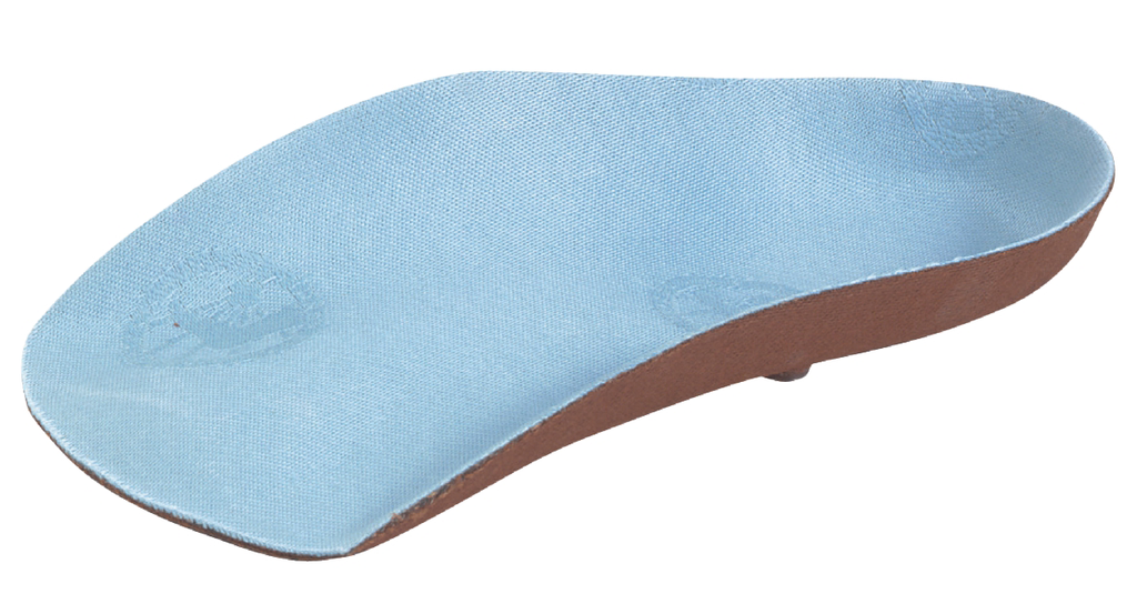 Birkenstock Blue Footbed for Heeled Shoes Cork Arch Support Insole