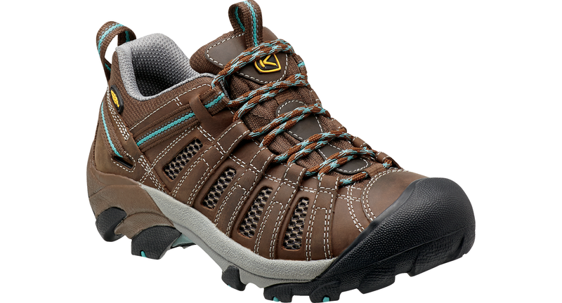 Keen Women's Voyageur dark earth/lagoon