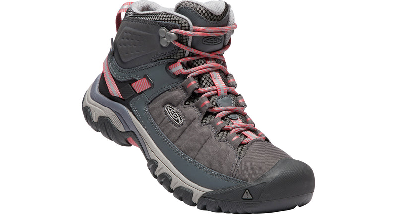 Keen Women's Targhee Exp Mid WP magnet/teaberry
