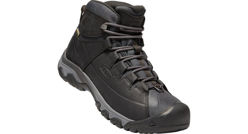Keen Men's Targhee Lace Boot WP black/raven