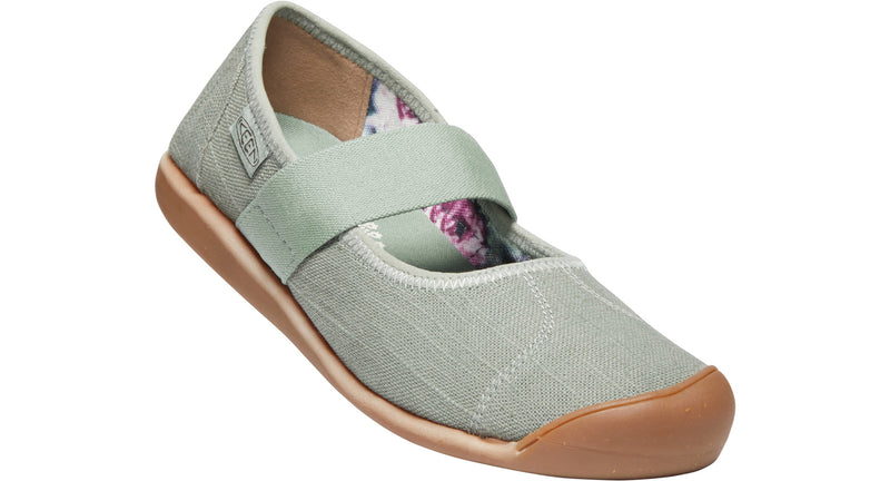 Keen Women's Sienna MJ Canvas lily pad/mulch