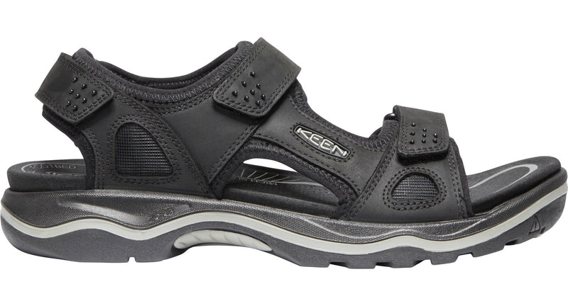 Keen Men's Rialto ii 3 Point black/neutral gray