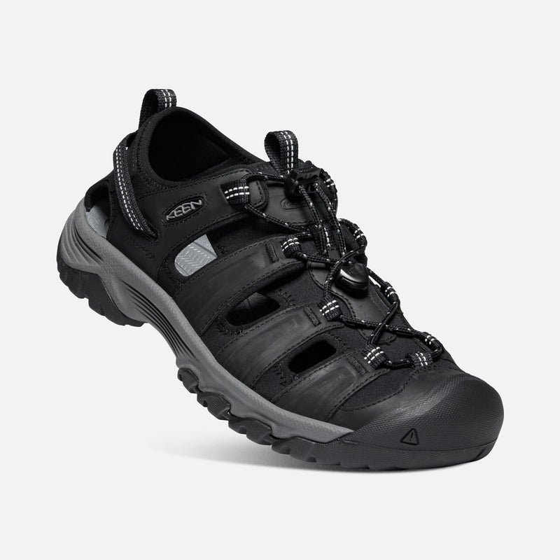 Keen Men's Targhee III Sandal black / grey