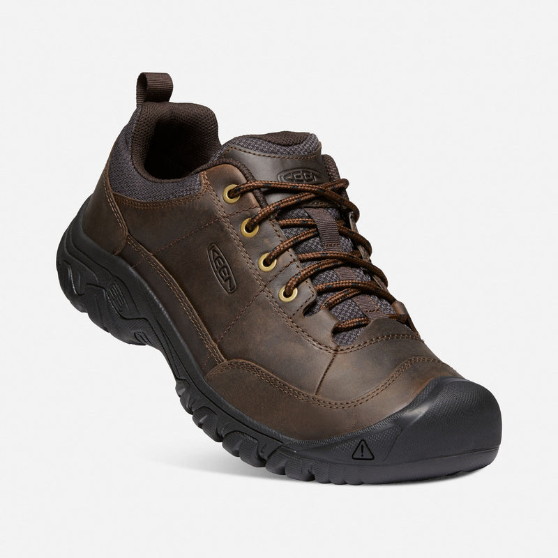 Keen Men's Targhee III Oxford dark earth / mulch