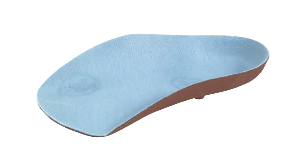 Birkenstock Kids' Blue Footbed Cork Arch Support Insole