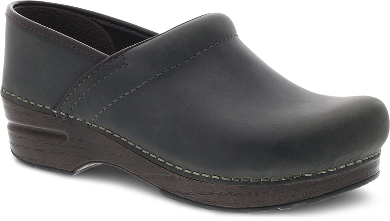 Dansko Professional moss oiled Pull Up