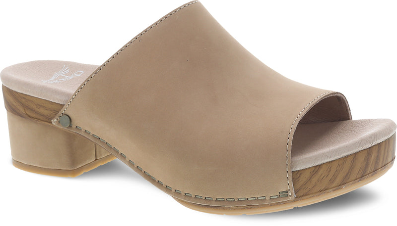 Dansko Women's Maci honey milled nubuck