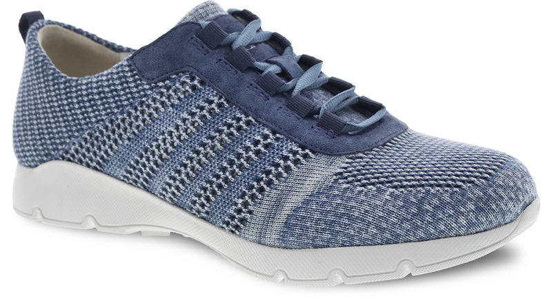 Dansko Adrianne denim washed knit