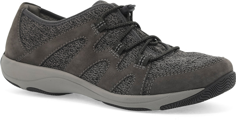 Dansko Holland charcoal suede