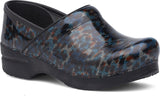 Dansko Professional multi metallic cheetah