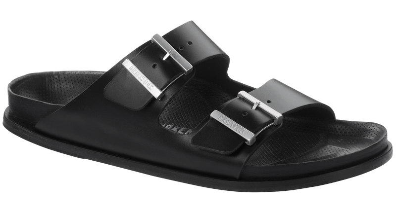 Birkenstock Arizona premium black leather