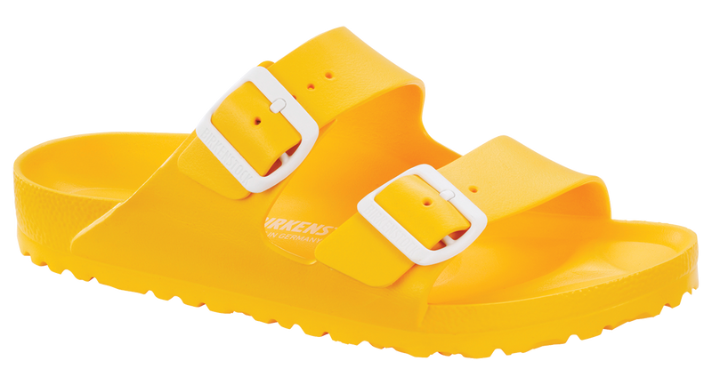Birkenstock Arizona EVA scuba yellow