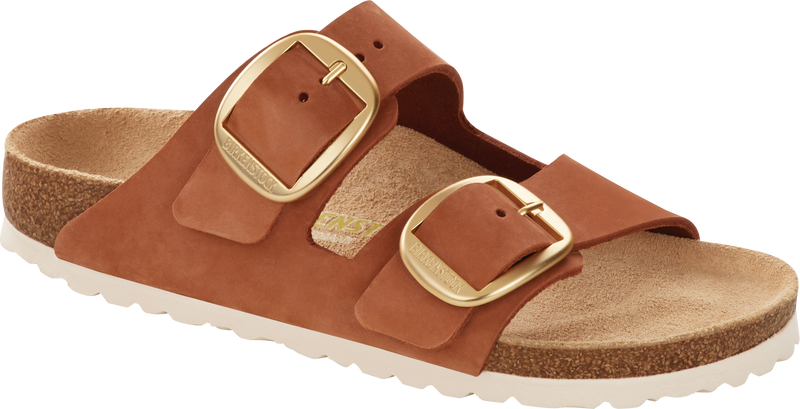 Birkenstock Arizona Big Buckle brandy nubuck