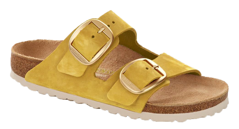 Birkenstock Arizona Big Buckle ochre nubuck