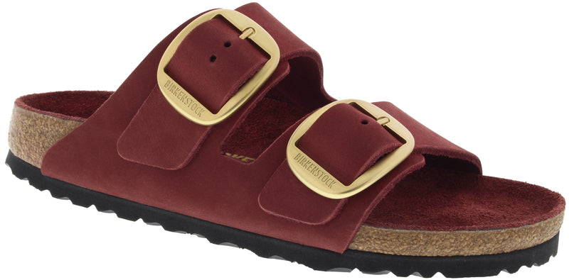 Birkenstock Arizona Big Buckle vermouth nubuck