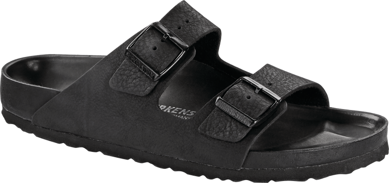 Birkenstock Arizona Exquisite black nubuck leather