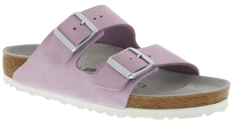 Birkenstock Arizona Soft Footbed lilac nubuck