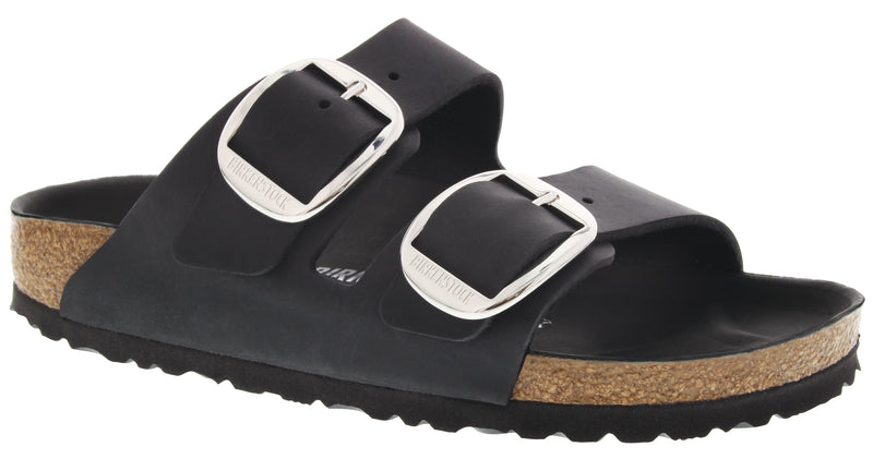 Birkenstock Arizona Hex black leather