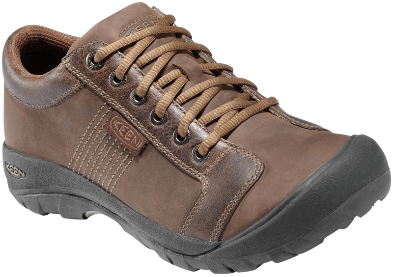Keen Men's Austin chocolate brown