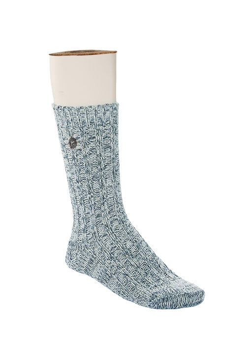 Birkenstock Cotton Bling Sock abyss