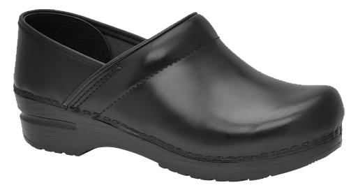 Dansko Professional XP black cabrio leather