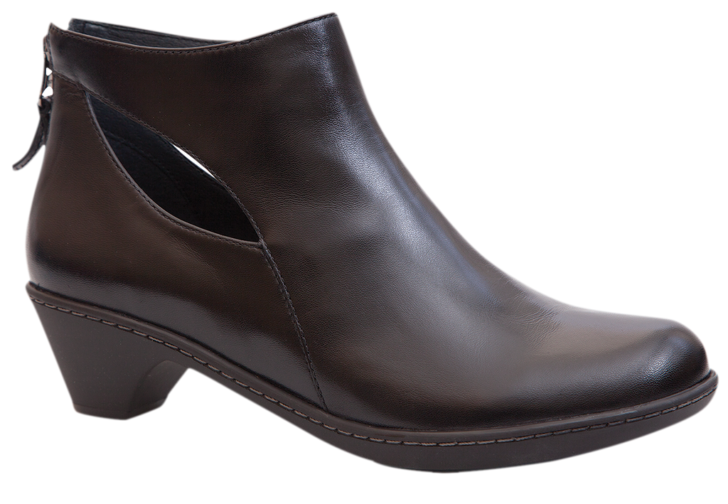 Dansko Bonita black burnished nappa