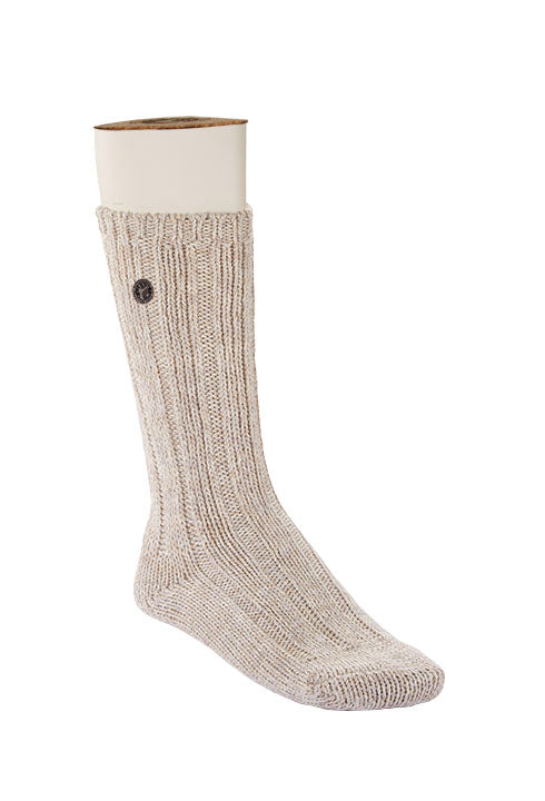 Birkenstock Twist Boot Sock eggnog
