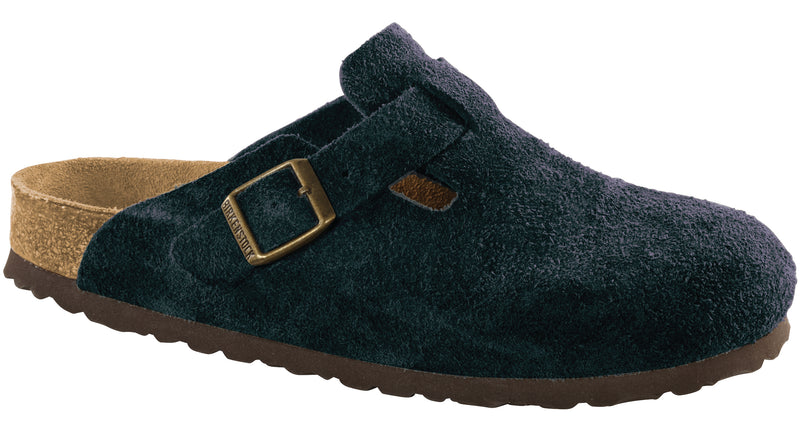 Birkenstock Boston Soft Ftbd navy suede