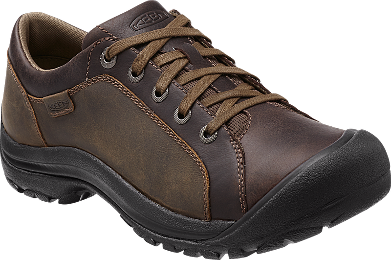 Keen Men's Briggs Leather cascade brown