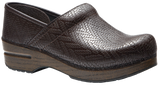 Dansko Professional brown woven leather