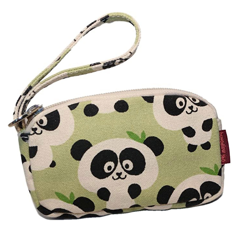 Bungalow 360 Clutch Coin Purse Panda