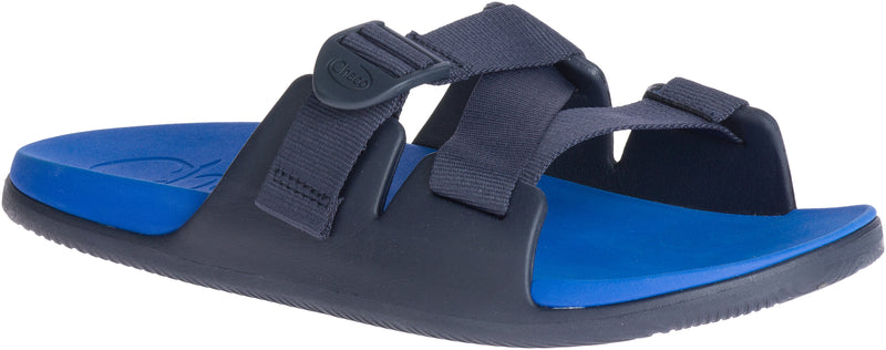 Chaco Men's Chillos Slide active blue