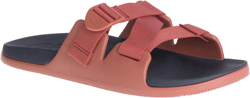 Chaco Men's Chillos Slide redwood