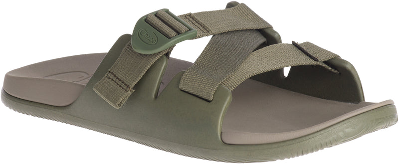 Chaco Men's Chillos Slide fossil