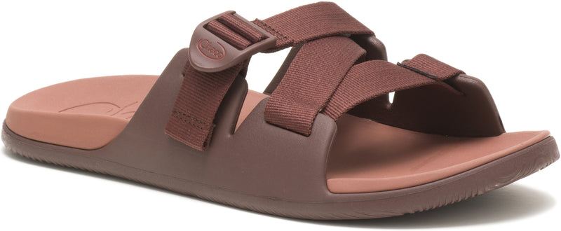 Chaco Men's Chillos Slide chocolate