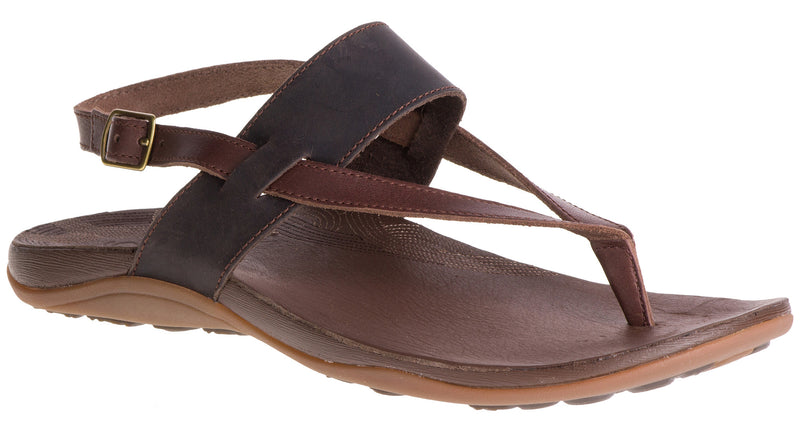 Chaco Women's Maya java leather