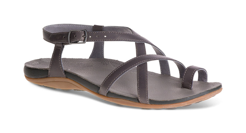 Chaco Women's Dorra nickel leather